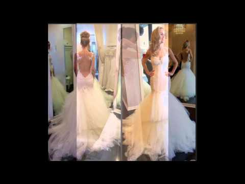 Backless Wedding Dresses - Backless Wedding Dress - Plus Size Wedding Dresses
