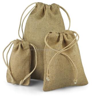 Whole Burlap Bag Small Gift Jute Plastic Bags Hessian Fancy Product On Alibaba