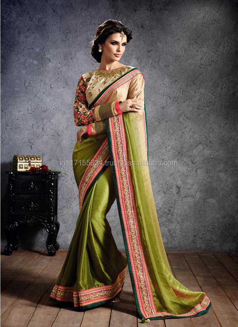 Sari Wedding Dresses