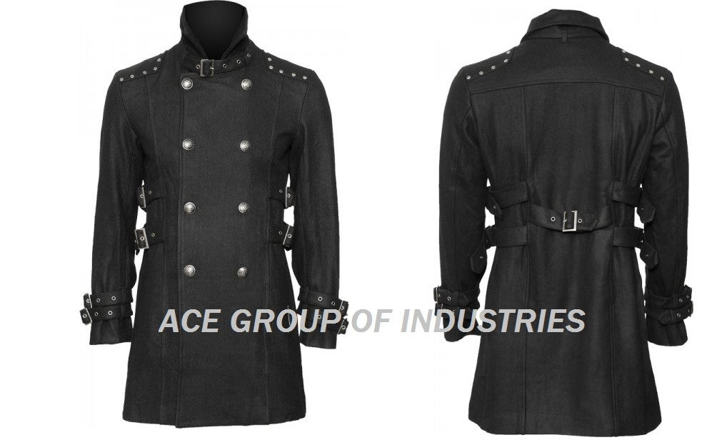Gothic Straight Jacket - My Jacket