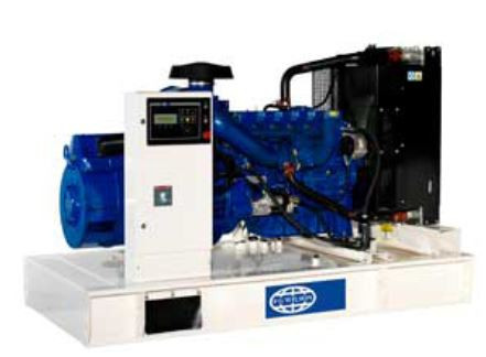 FG WILSON Diesel Genset 100 KVA (Open Version)