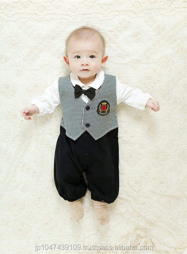 Japanese Wholesale High Quality Cool Design Fashion Baby Suit Boy ...