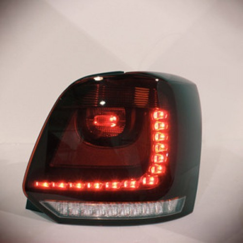 [AUTO LAMP] VW Polo - R-Type LED Taillights Set(no.6777)
