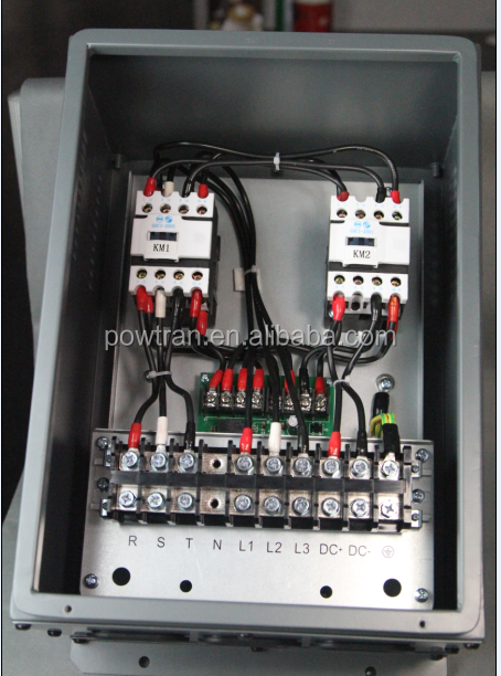 Solar Ac/dc Switch Cabinet For Powtran Solar Inverter
