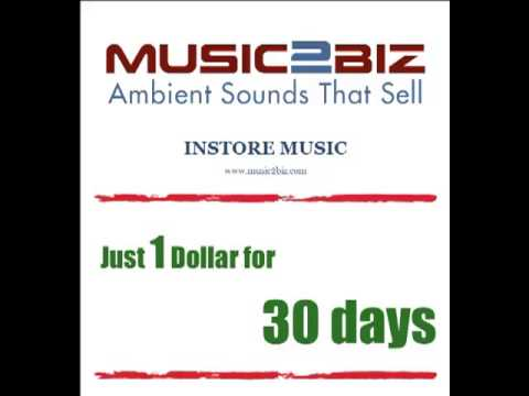 Royalty Free Instore Music Streams For For ercial Use
