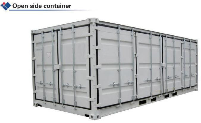 CYMB Mobile fuel tanks with special container