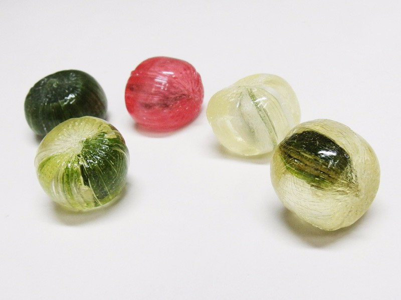 Japan Supplier High Quality Matcha Crystal Candy