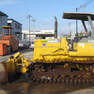 Cheap used Komatsu D31P crawler bulldozer, Japan dozers D31P on sale in  Shanghai