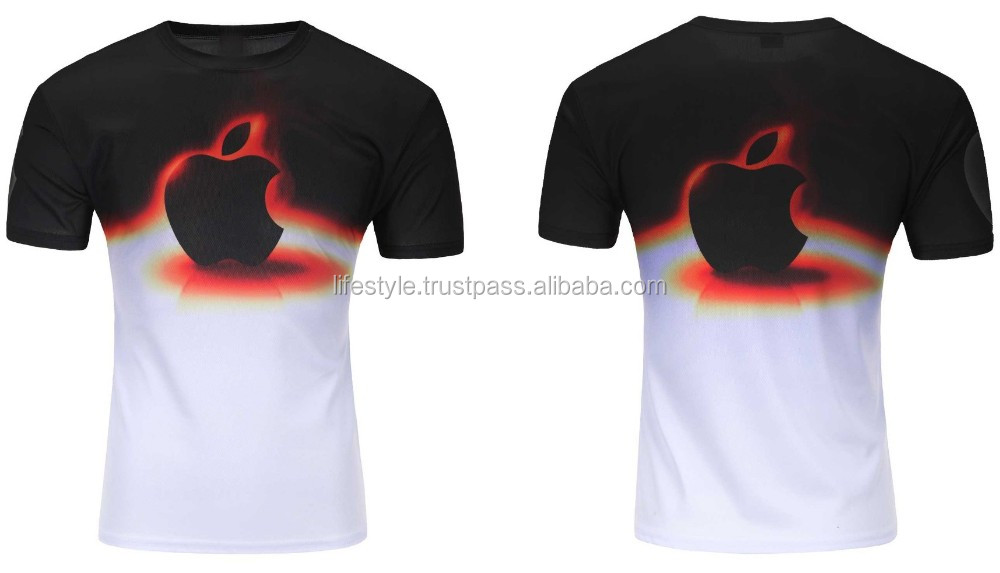sublimation t shirts blank 3d printing t shirt view full