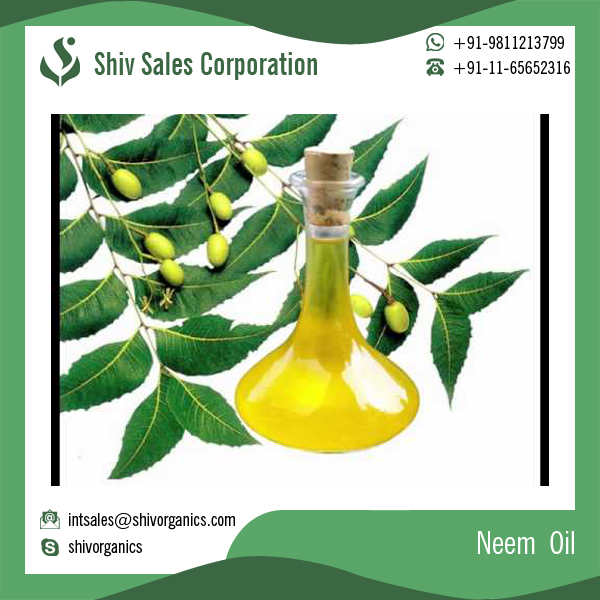 Natural & Pure Neem Carrier Oil