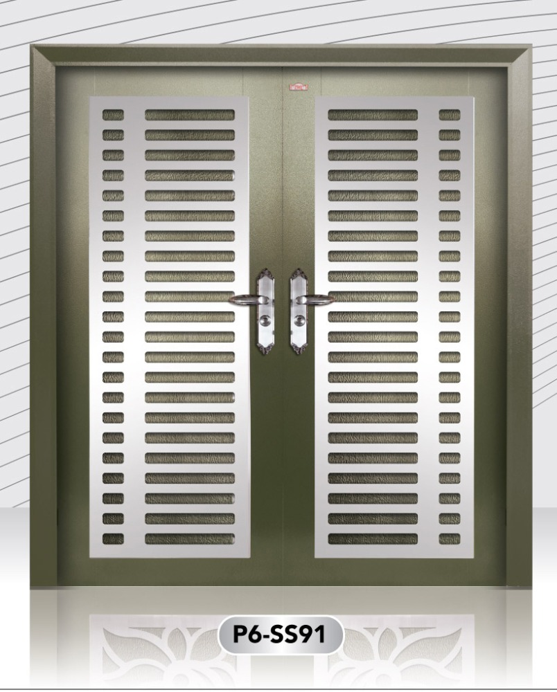 security materials interior armored blindate door doors
