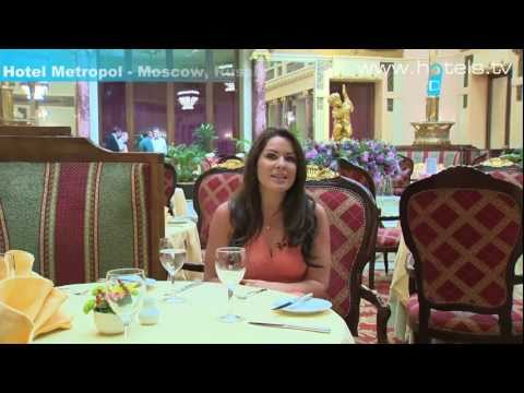 Moscow Hotels: Hotel Metropol - Russia Hotels and Accommodation - Hotels.tv