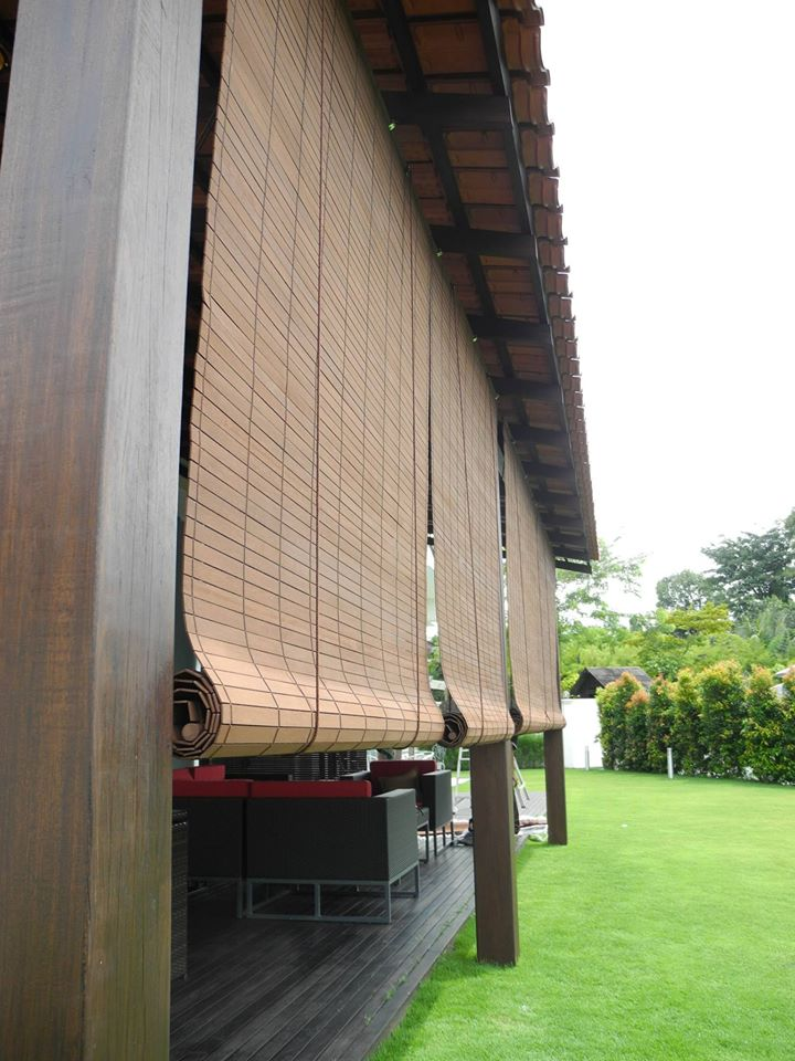 Wooden Blinds Buy Outdoor Wooden Blinds Product On Alibaba Com