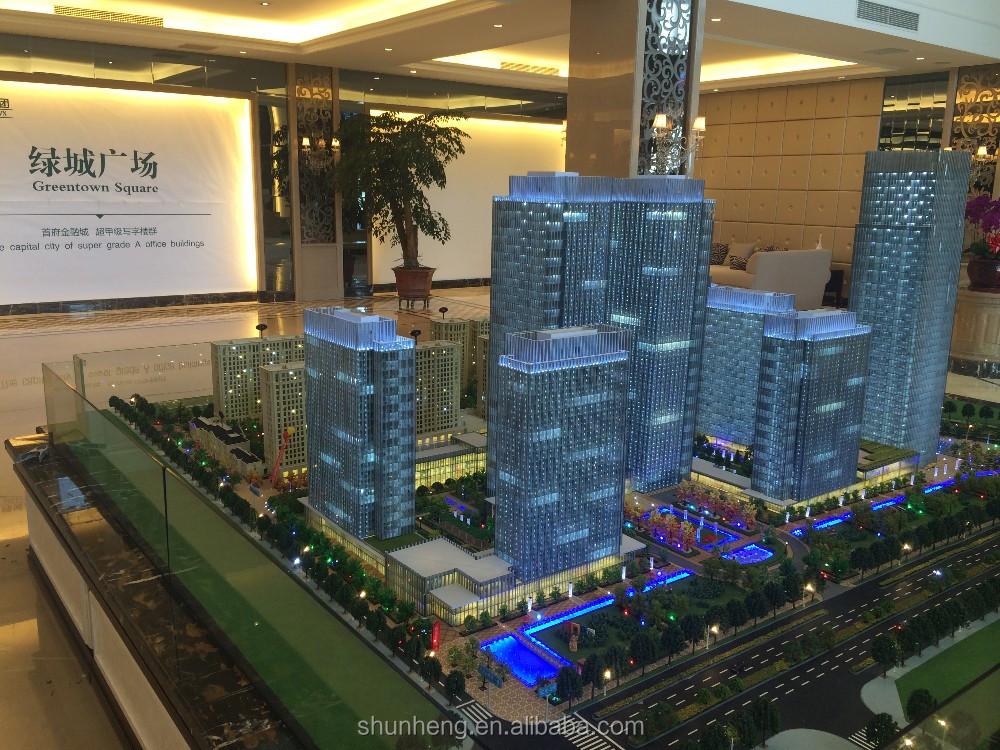 Scale Architectural Design Model/custom Miniature Architectural ...