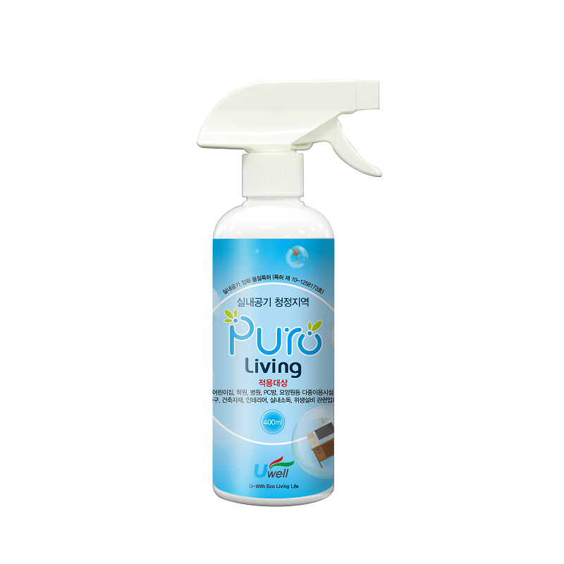 Puro living (Deodorize and Air refreshing)