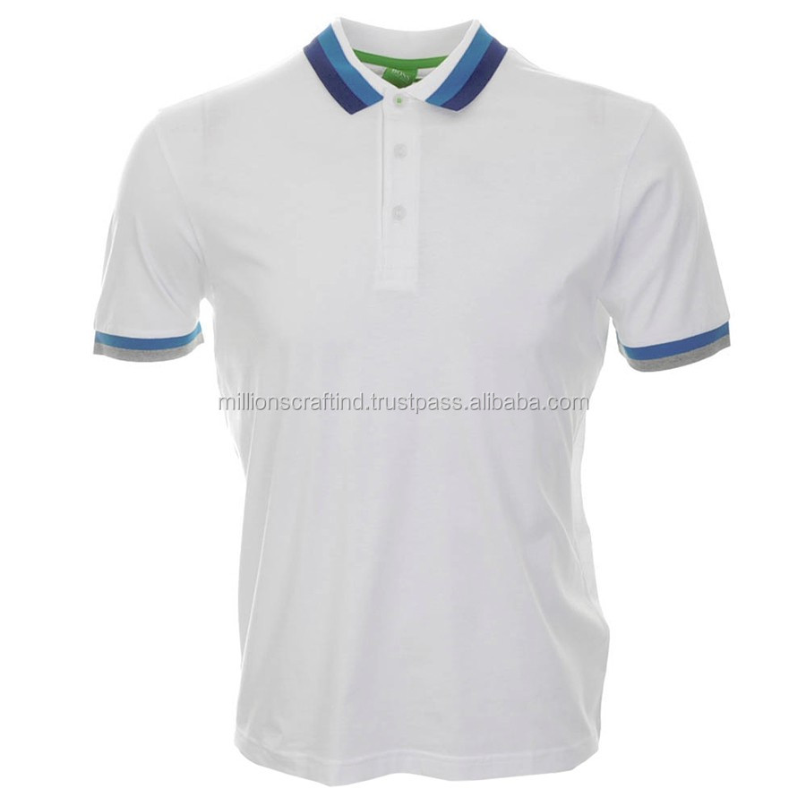 Best Design Breathable Mens Polo Shirt Golf Sports Dri Fit Polo T
