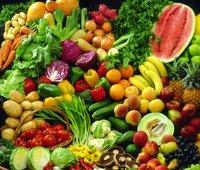 Fresh Vegetables and Fresh Tomato