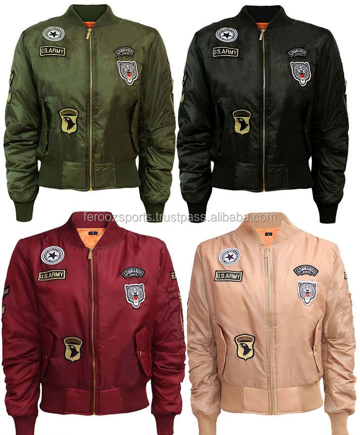 9a101461 Custom Patches Nylon Bomber Jacket Ma-1 Flight Jacket - Buy Custom Nylon  Jacket Wholesale Man Apparel Sportswear Winter Mens Winter 100% Nylon Bomber  Jacket ...