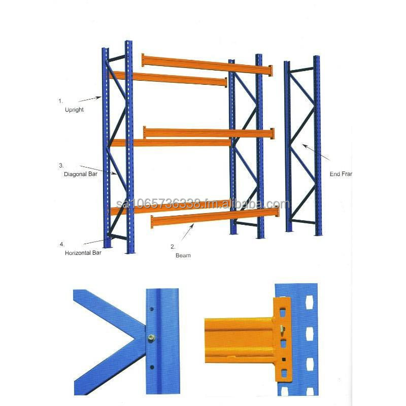 Warehouse Long Span Racking System Buy Storage Rack