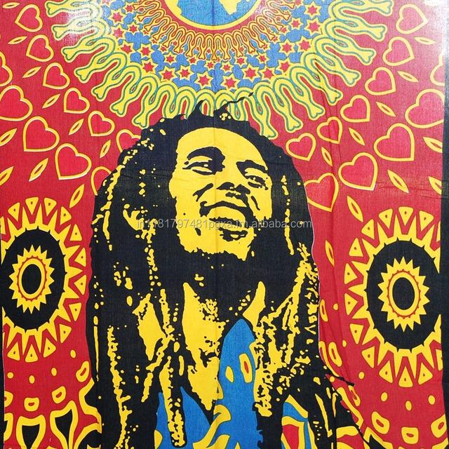Edredon Bob Marley.Bob Marley Gitana Hoja De Cama India Tapiz Colgante De Pared Hippie Colchas Lanza Al Por Mayor Tapiz Buy Hoja De Cama Venta Al Por Mayor Indio
