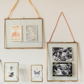 Photo Frame,Decorative Frame,Double Sided Glass Float Frame - Buy ...