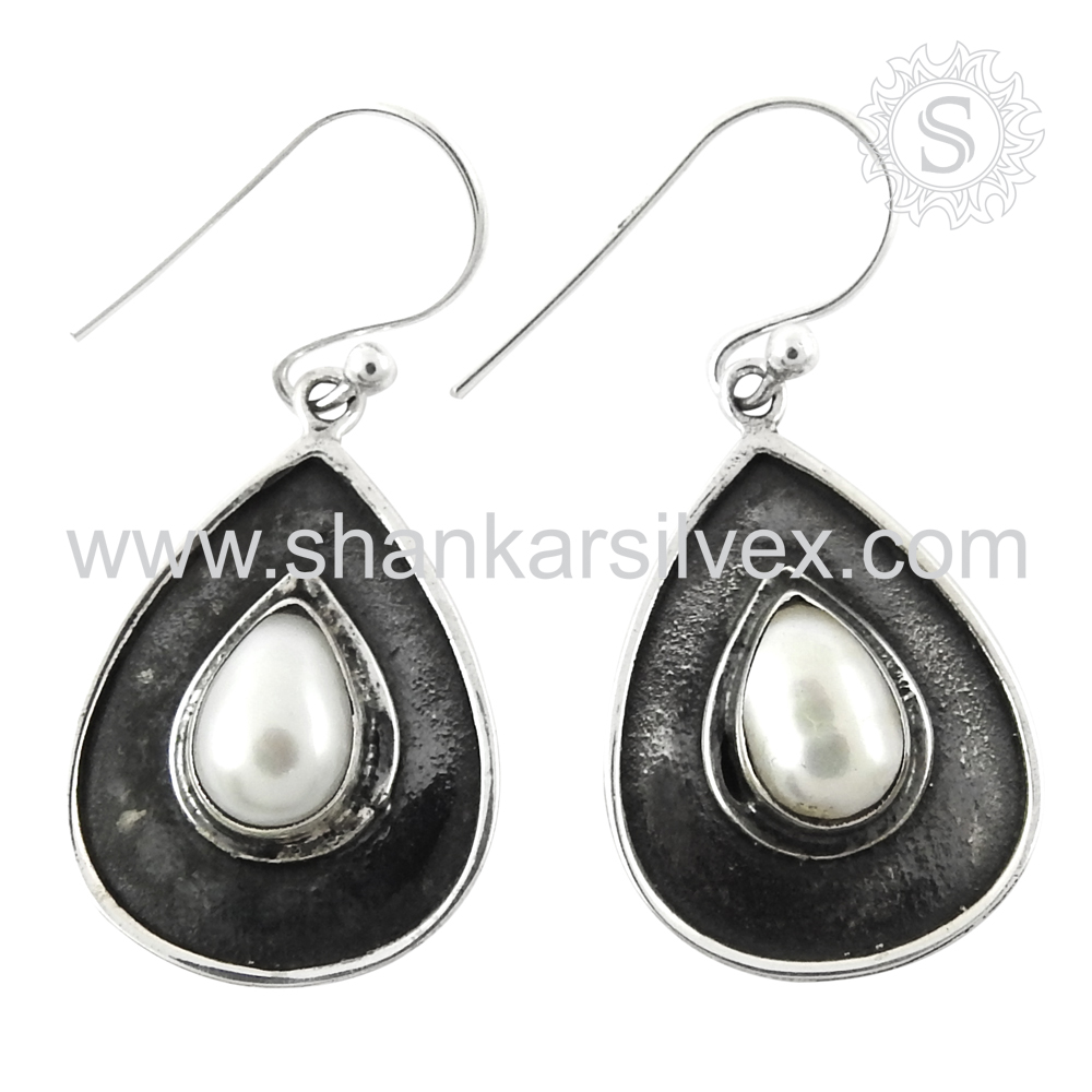 Pearl Earrings, Pearl Earrings Suppliers And Manufacturers At Alibaba