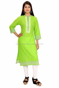Indian Bollywood Kurta Kurti Designer Women Gypsy Dress Top Tunic Pakistani