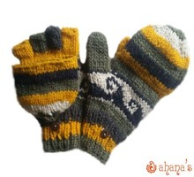 Woolen Knitted Gloves