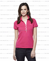 Solid color polo shirts with short sleeves lapel tooling t-shirts for men and women fertilizer increased