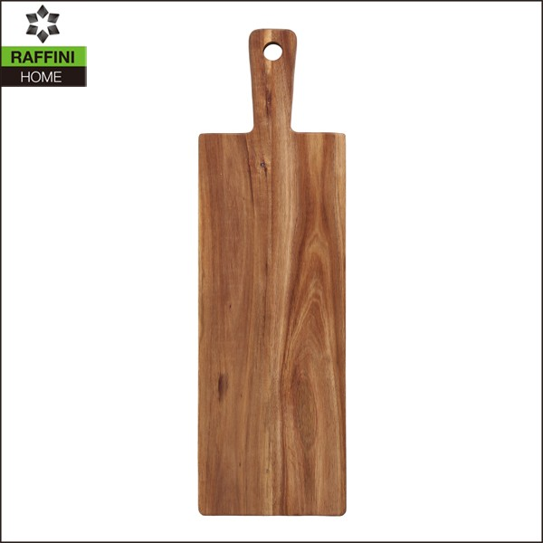 Factory Made Acacia Wood Cheese Bread Cutting Board