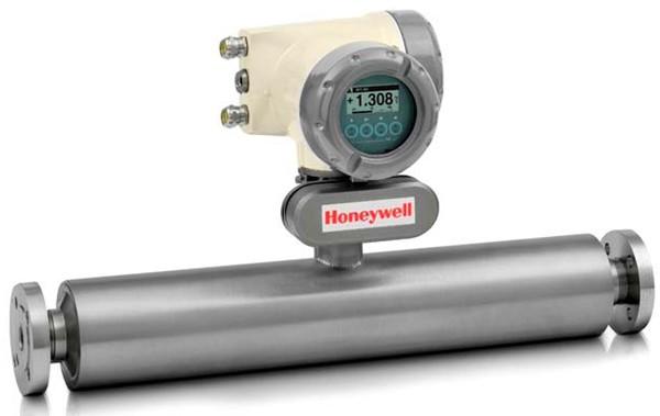 Titanium Tube Honeywell Coriolis oil and gas flow meter