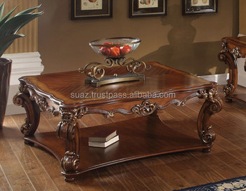 Wooden Carved Coffee Tables,Wood Center Table,Carving Living Room  Tables,Wooden Tea Table,Wooden Corner Table - Buy Wood Center Table For  Living ...