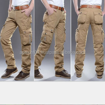 Cargo Pants Wholesale Cheap Workwear Mens Military Tactical Style