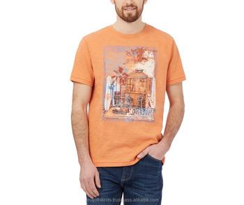 f5dc12e1 Men's Digital Printed Slub Jersey T Shirt - Buy Mens T-shirt,Cheap ...
