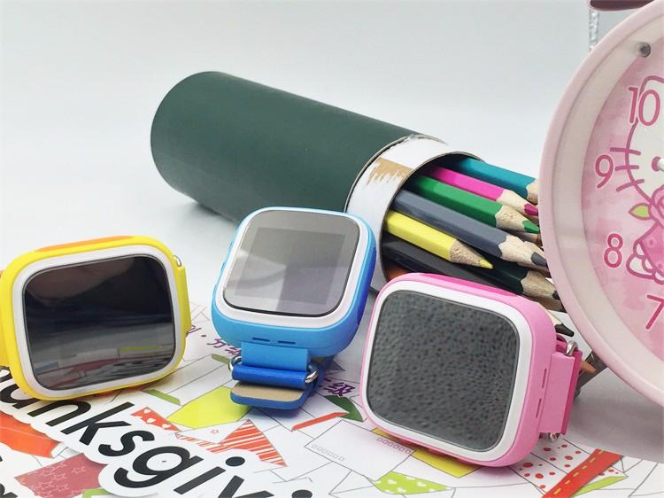Cheap Kids Tracking Watch Q80 / LBS GPS Tracker kids Smart Watch GPS Watch For Kids child
