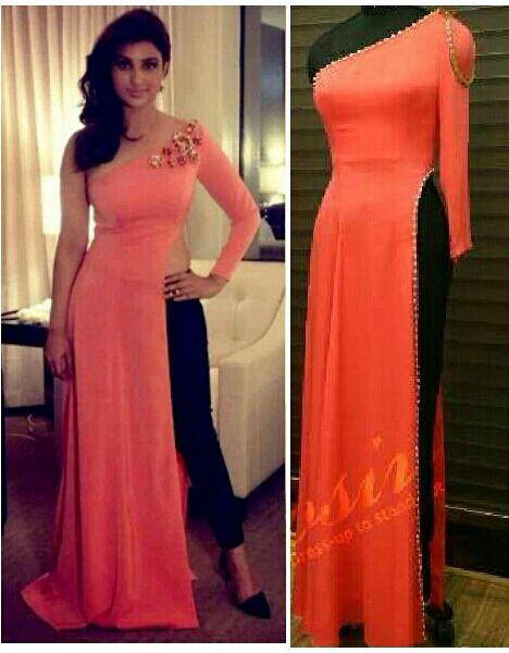 Bollywood Replica Evening Dress - Buy Evening Dress 2014 Product on ...