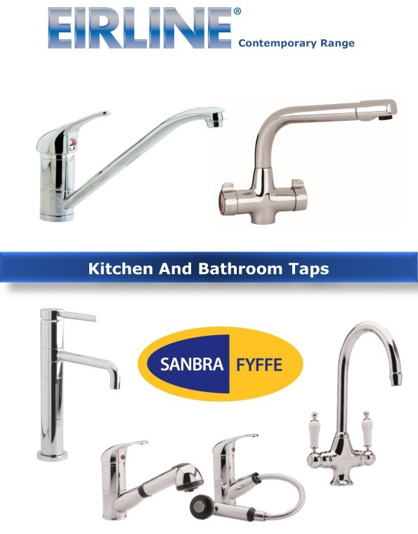 Eirline Contemporary Kitchen Sink Taps - Buy Kitchen Faucet Tap  Contemporary Hot Cold Water Saving Product on Alibaba.com