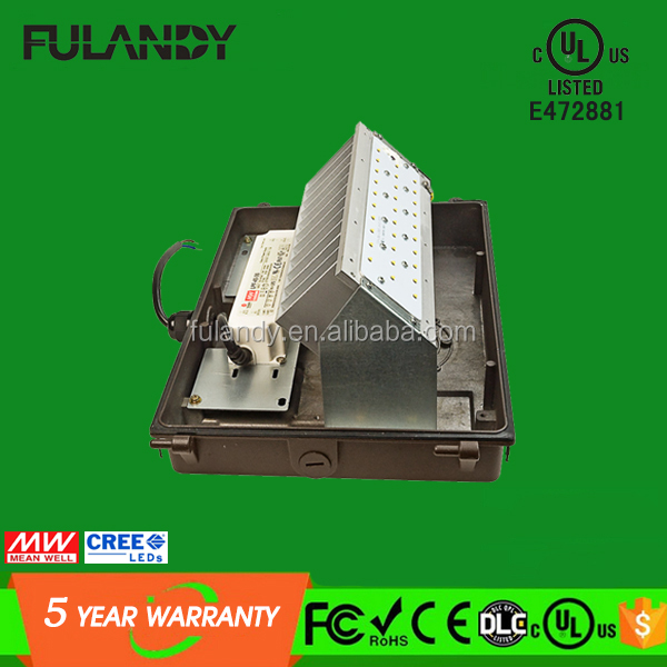 Certificate Water Proof Ip65 Led Wallpacks 50w Outdoor Led Wall ...