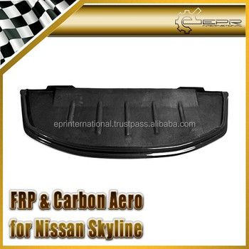 For Nissan Skyline R32 GTR AB-Flug Front Lip (Will fit on standard GTR front bumper only)
