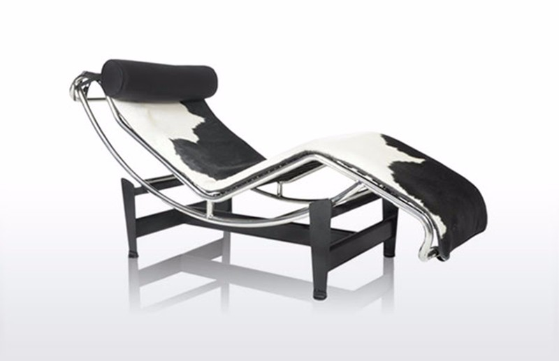 LC4 Le Corbusier Chaise Lounge Chair