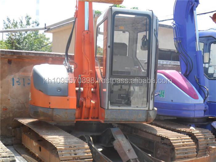 Hitachi Mini Excavator Ex75ur For Sale In Shanghai China