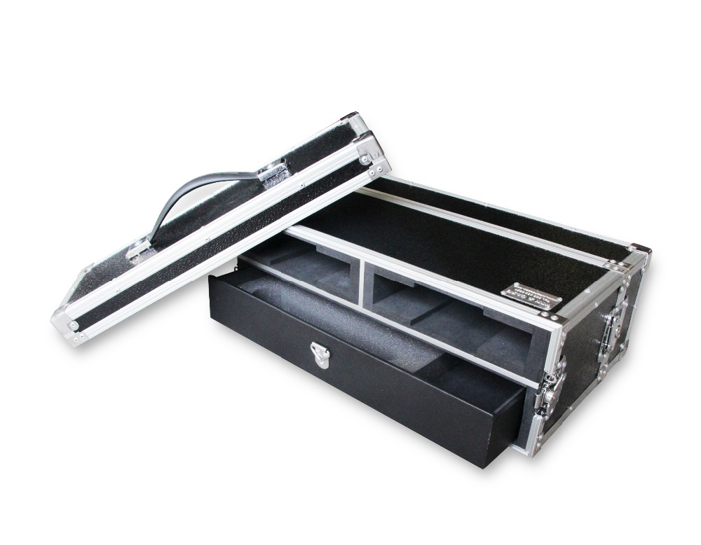 FLIGHT CASE FOR SENNHEISER EM 100
