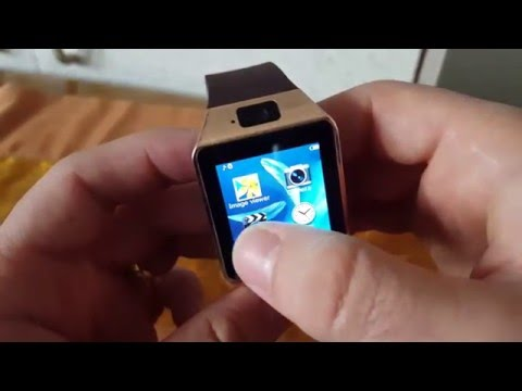 DZ09 Smart Watch Review - DZ09 Smart Watch Touch, Design, Apps, Camera,  and Usage)