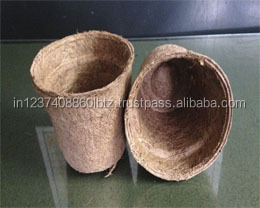 Coir Coco Pots Exporters from India