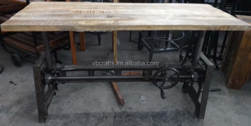 Industrial Crank Coffee Table   Buy Industrial Crank Table Base,Cast Iron Crank  Table,Vintage Crank Table Product On Alibaba.com