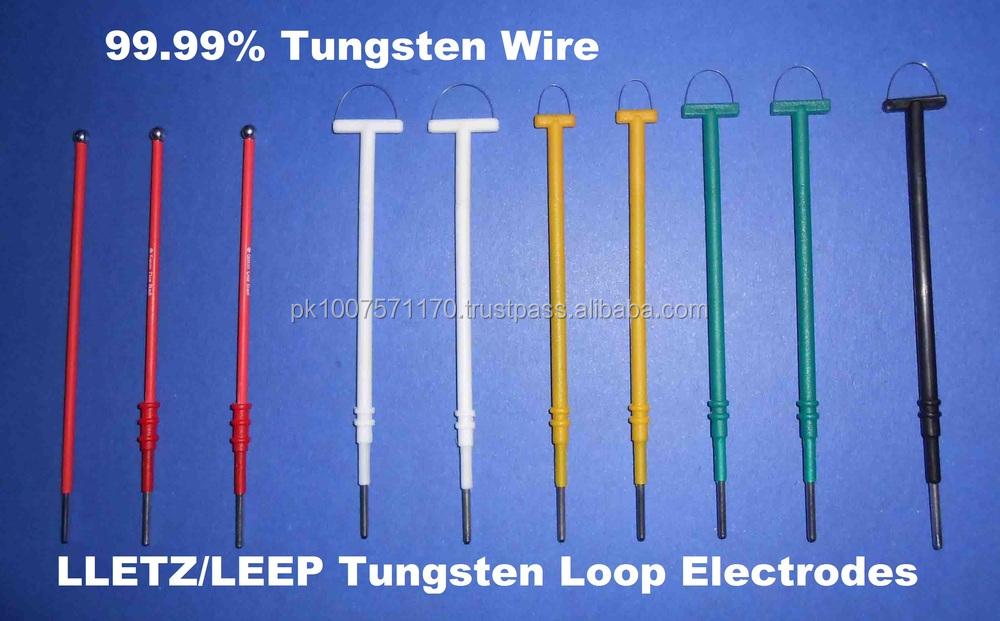 Electrosurgical Lletz Leep Loop Electrode Buy