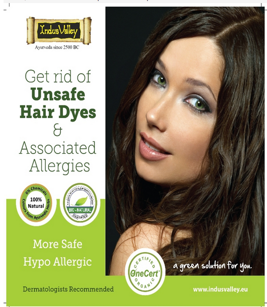 Herbal Permanent Dark Brown Hair Colour Without Ppd,Ammonia ...