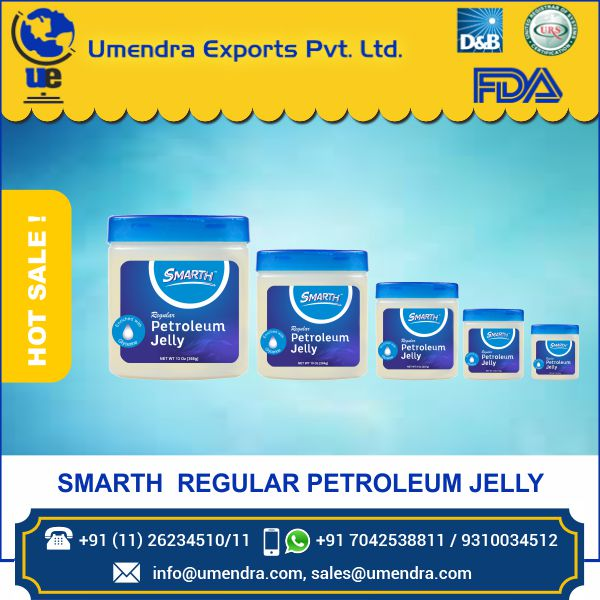 Snow White Petroleum Jelly of Best Quality Different Sizes for Bulk