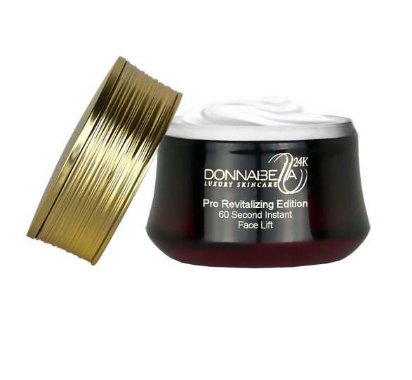 DONNA BELLA 24K GOLD PRO EDITION 60 SECONDS FACE LIFT