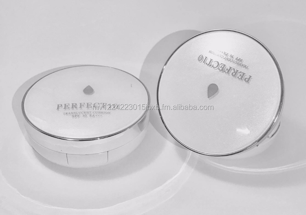 Perfect10 Translucent BB Cushion with sunscreen protection and skincare